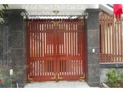 cổng nhà phong cách hiện đại M15