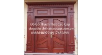 Mẫu cửa đi đẹp cho biệt thự 6