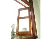 cửa sổ 2 cánh gỗ lim nam phi đẹp M3