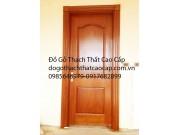 cửa thông phòng vòm lược gỗ lim đẹp M8