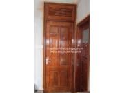 cửa thông phòng gỗ lim đẹp M10