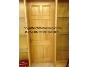 cửa gỗ sồi nga đẹp M5