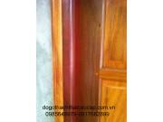 Khuôn bao cửa gỗ lim KC03