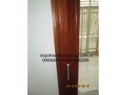 Khuôn cửa gỗ lim KC11