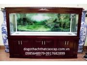 bể cá gỗ gụ BC12