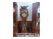 Đồng hồ gỗ gụ ĐH10