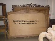 khung gương gỗ gụ KG08