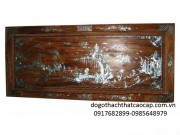 Tranh gỗ gụ khảm trai TR06