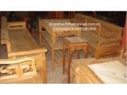 Trường kỷ gỗ Gụ TK12