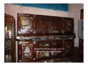 Tủ chè gỗ gụ lào đẹp TC-04