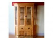 Tủ rượu gỗ dổi TR-13