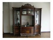 Tủ phòng khách gỗ gụ TPK-02