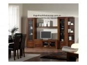 Tủ phòng khách gỗ gụ TPK-15