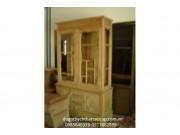 Tủ phòng khách gỗ gụ TPK-19