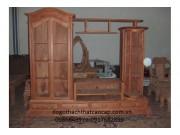 Tủ phòng khách gỗ gụ TPK-20