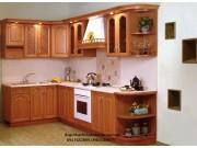 Tủ bếp gỗ dổi TB26