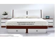 Giường ngủ gỗ công nghiệp GN-20