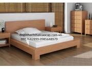 Giường ngủ gỗ công nghiệp chống ẩm GN-21