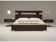 Giường ngủ gỗ công nghiệp GN-28