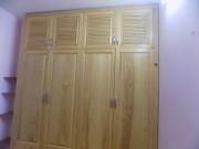Tủ quần áo gỗ sồi nga 4 cánh TQA-03