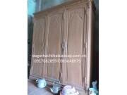 Tủ quần áo gỗ gụ TQA-13