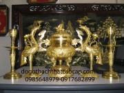 mẫu Đôi hạc thờ rất đẹp DHT05