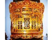 Khảm thờ gỗ mít mạ vàng đẹp KT06