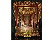 Khảm thờ mít sơn mạ vàng đẹp KT13