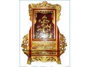 mẫu khám thờ mạ vàng rất đẹp KT18