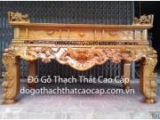 mẫu sập thờ gỗ gụ đẹp ST17