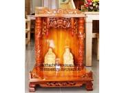 Bàn thờ thần tài gỗ hương BTTT04