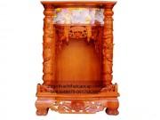 Bàn thờ thần tài gỗ mít BTTT05