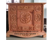 Tủ Thờ gỗ gụ TT05