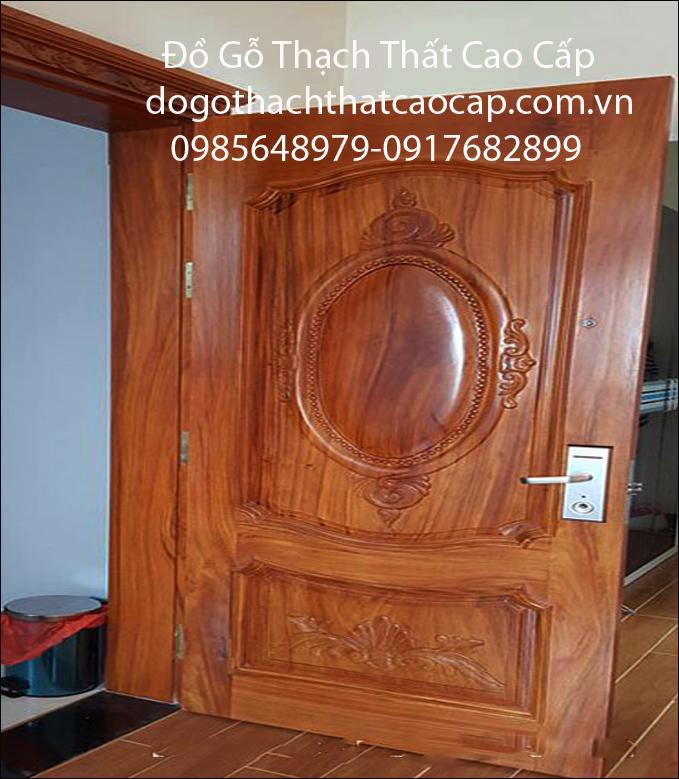 Mẫu cửa thông phòng cho biệt thự đẹp M8